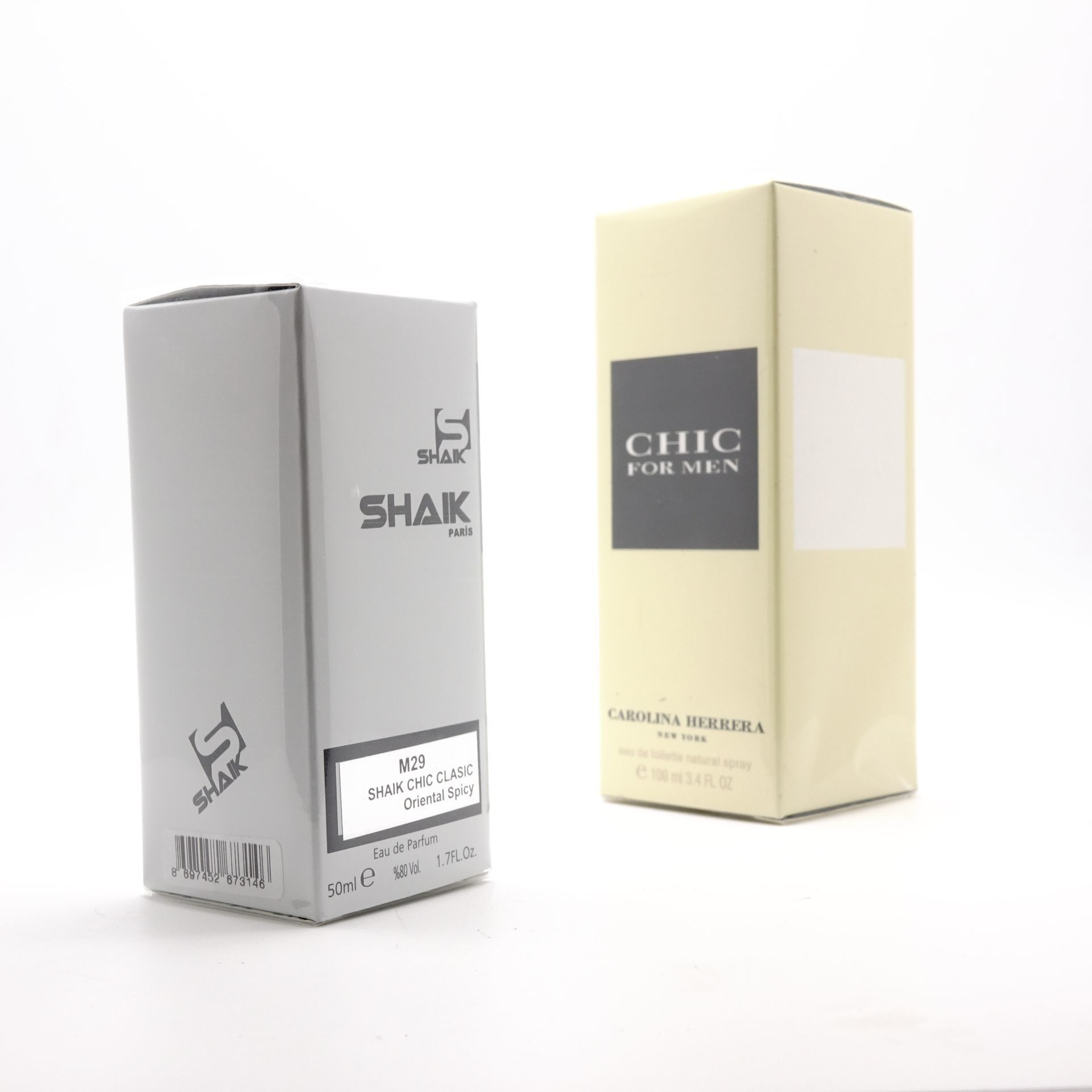 SHAIK M 29 (CH CHIC FOR MEN) 50ml