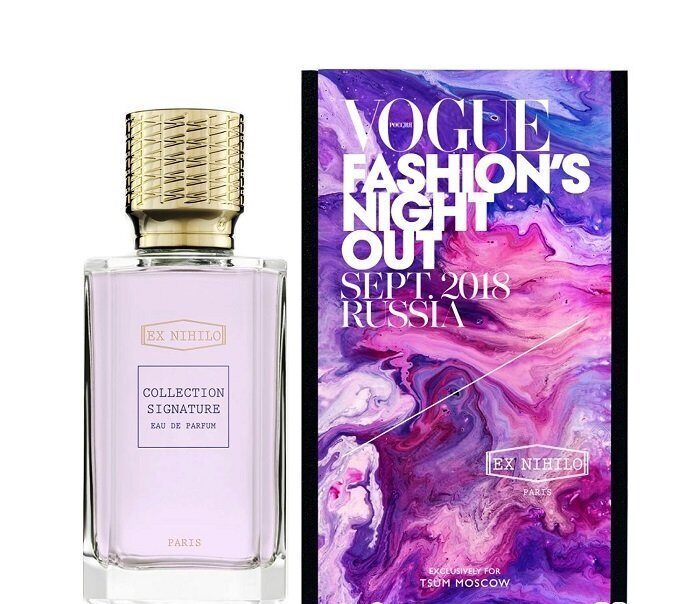 Тестер Ex Nihilo .Vogue, Fashions (night out 50 ml)