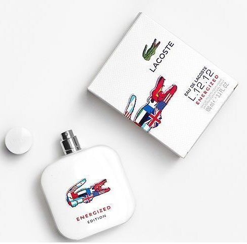 Lacoste L.12.12  Energized 100 ML