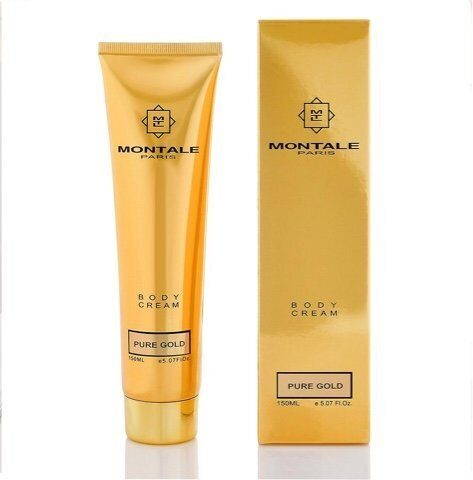 Крем для тела Montale PURE GOLD 150 ml.