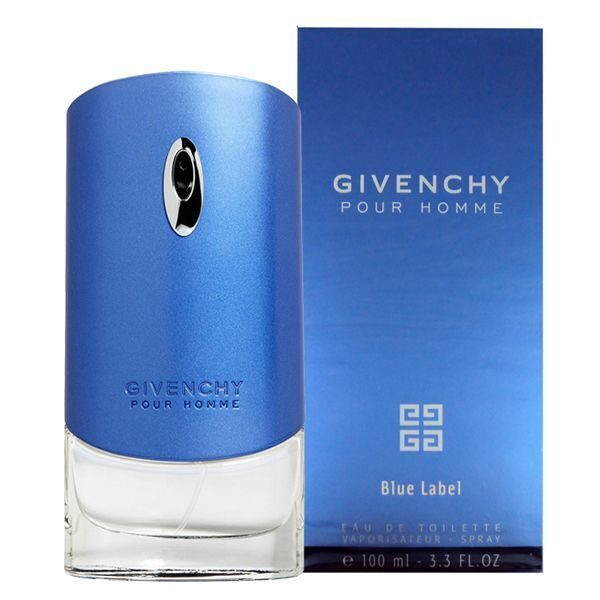 ОРИГИНАЛ  Givenchy Pour Homme Blue Label 100ML