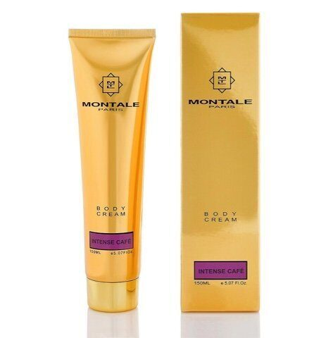 Крем для тела Montale INTENSE CAFE 150 ml.