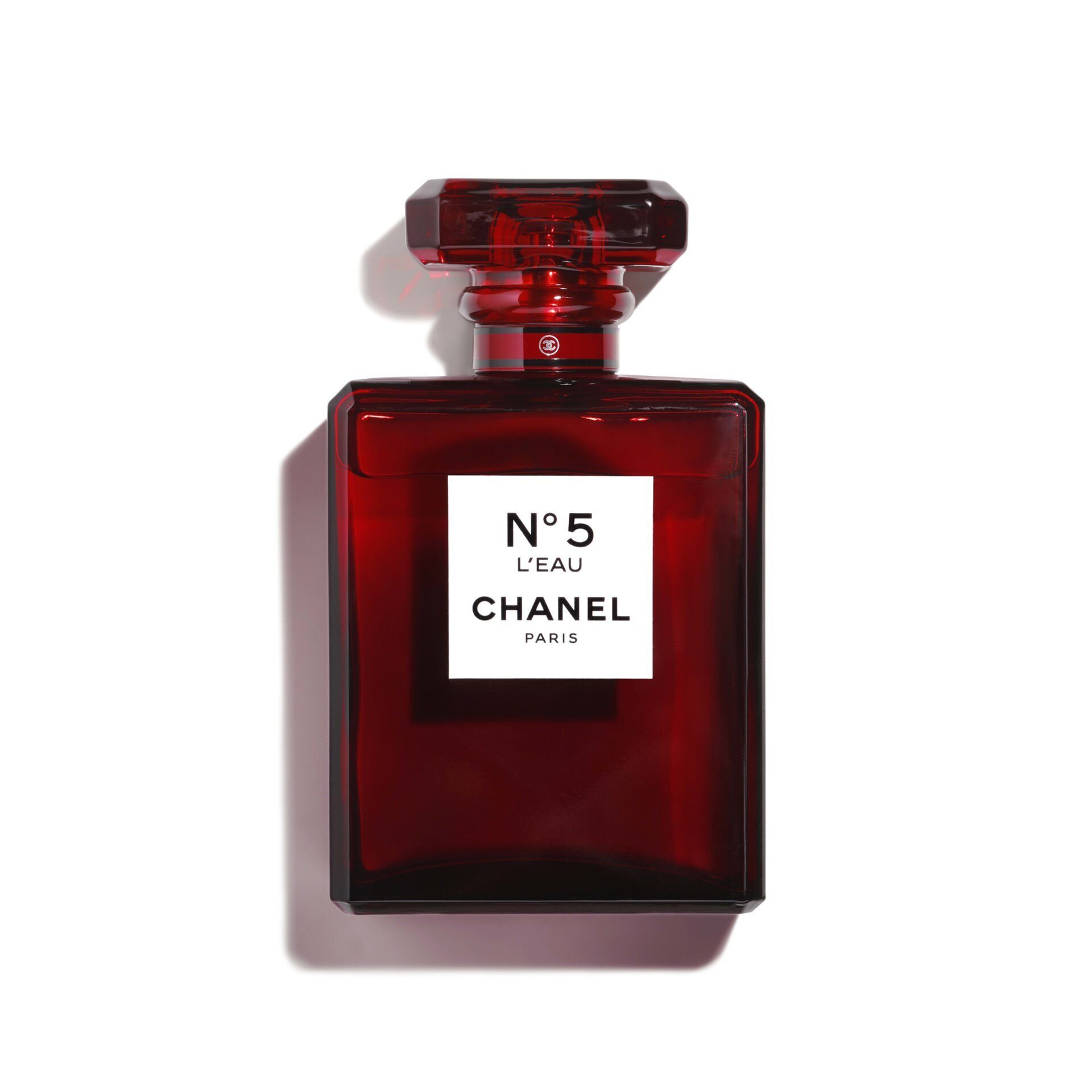 CHANEL № 5 LEAU RED 100 ml.