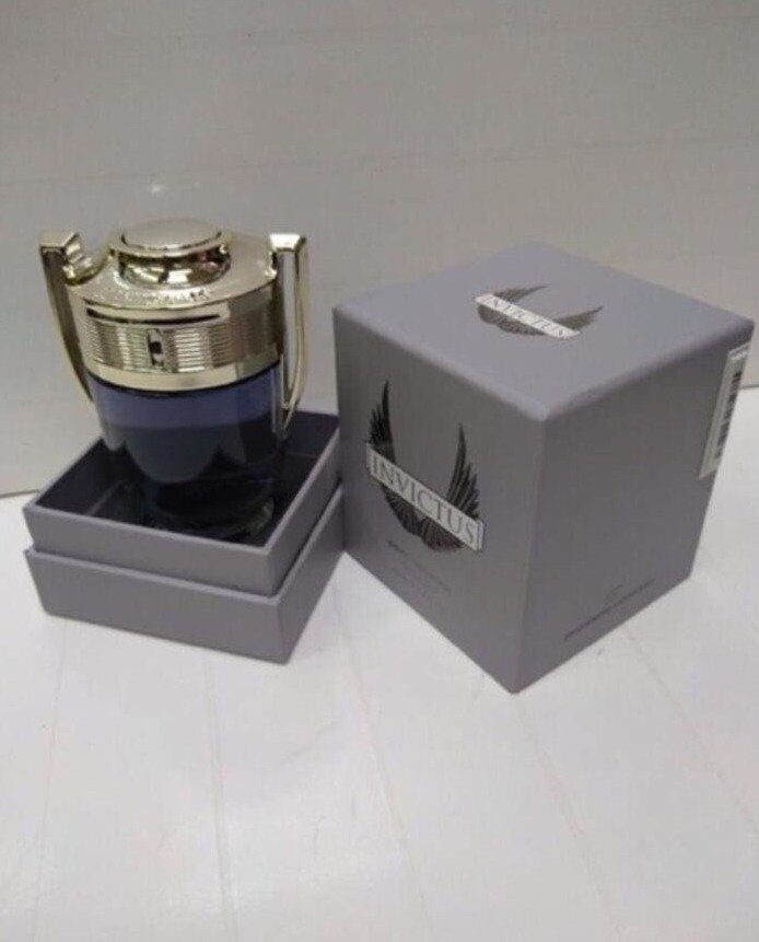 LUX Paco Rabanne Invictus EDT for man 100 ml.