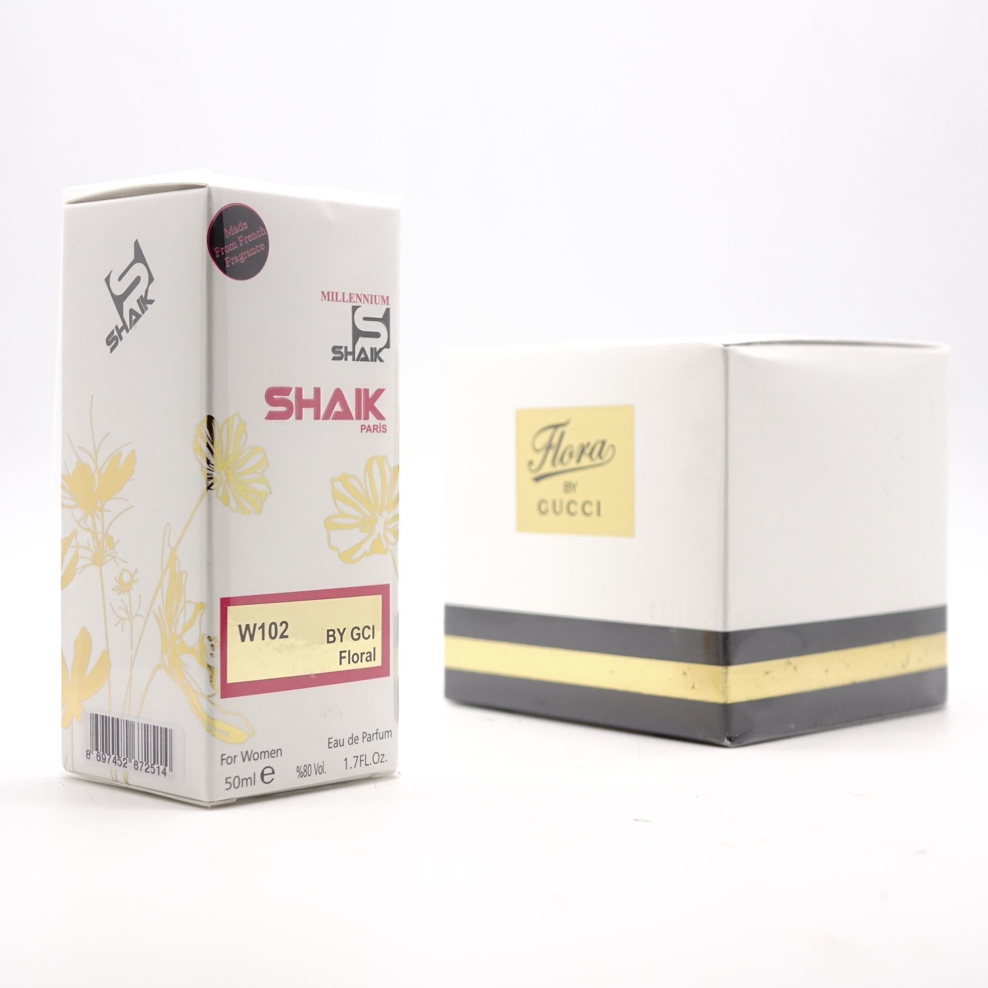 SHAIK W 102 (GUCCI FLORA FOR WOMEN) 50ml