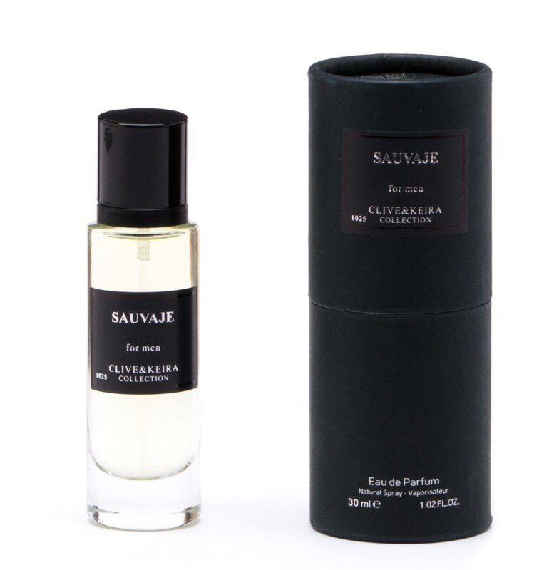 Clive&Keira №1025 SAUVAJE (C.Dior Sauvage) for man 30 ml.