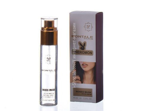 "Мини-парфюм с фероманоми ""Montal"" Rose Musk, 45ml"