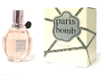 PARIS BOMB  Eau de Toilette For Women 65ml)