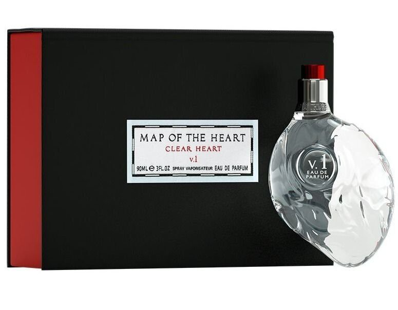 MAP OF THE HEART Clear Heart V.1 90ml