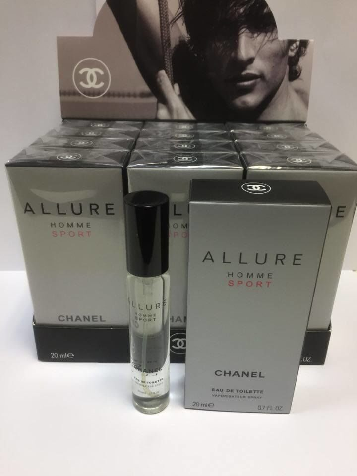 СПРЕЙ  CHANEL ALLURE HOME SPORT  20ml