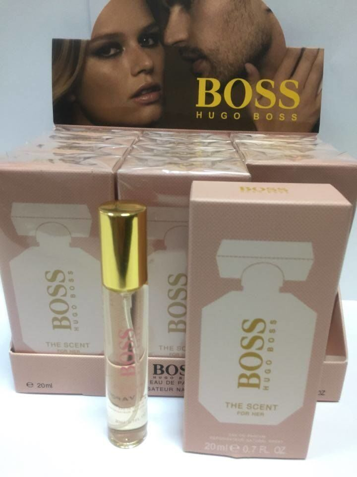 СПРЕЙ   HUGO BOSS THE SCENT  20ml