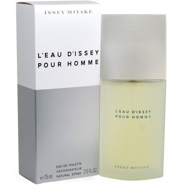 Мужские духи Issey  Miyake L`eau d`Issey  pour 75ML