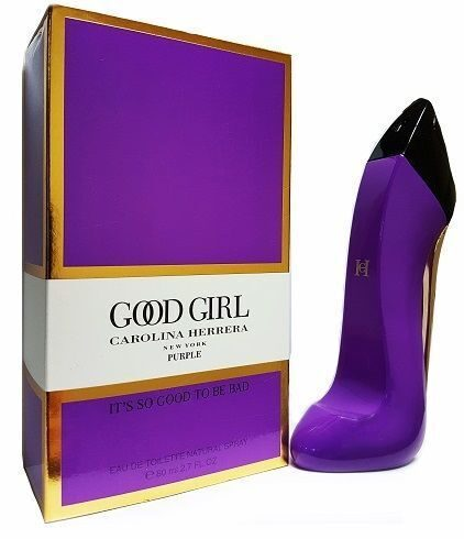 *Carolina  Herrera  Good  Girl Violet   80ml