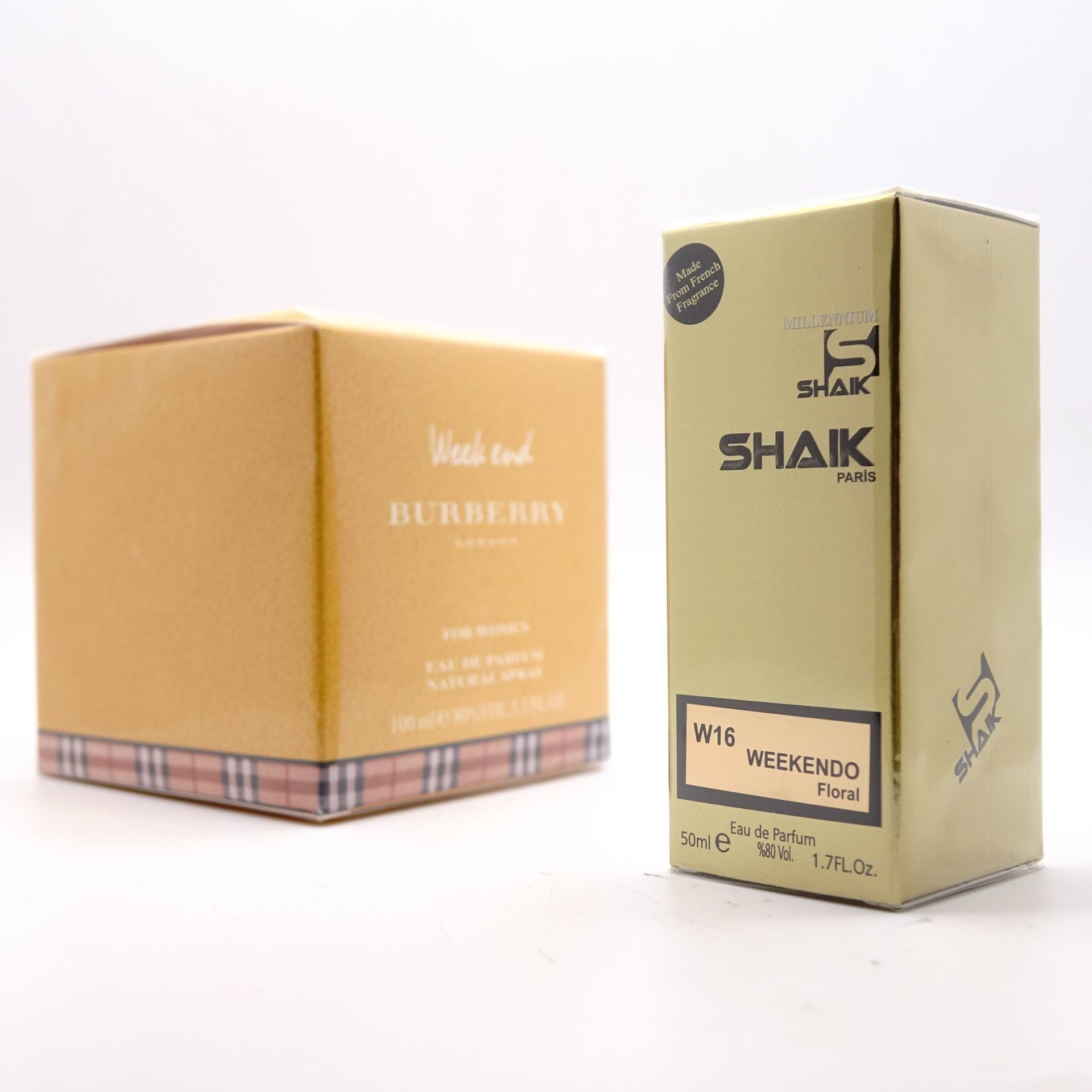 SHAIK W 16 (BURBERRY WEEKEND FOR WOMEN) 50ml