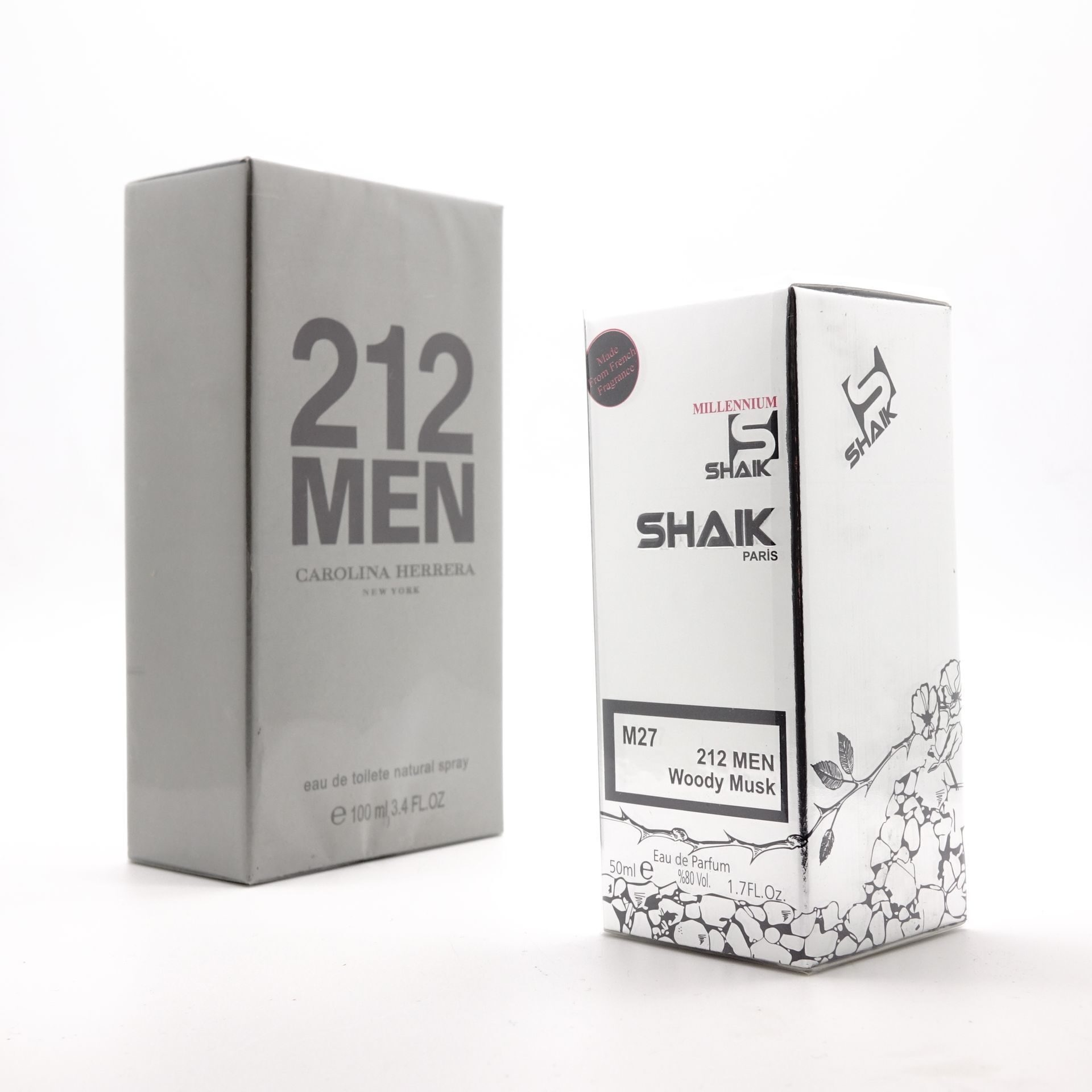 SHAIK M 27 (СH 212 FOR MEN) 50ml