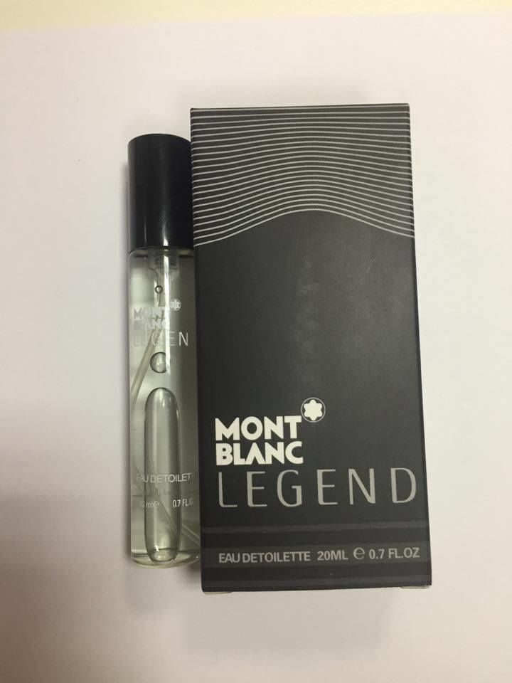 СПРЕЙ  MONT BLANC LEGEND 20ml