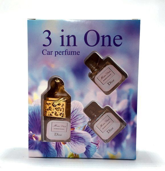Car perfume 3 in One Christian Dior MISS DIOR BLOOMING BOUQUET