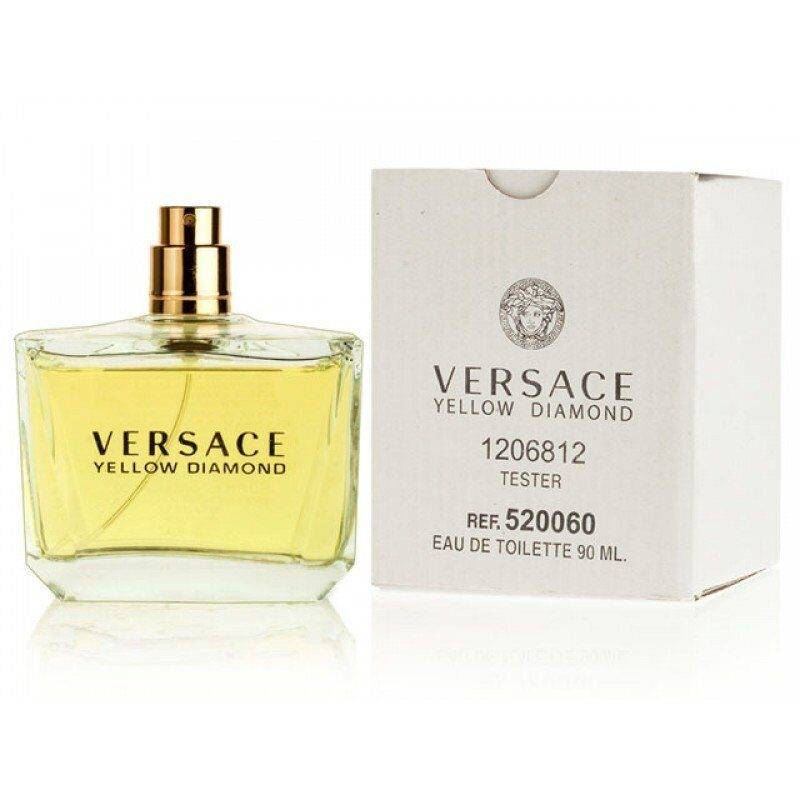 Тестеры Versace .Yellow Diamond Women edt . (90ml)