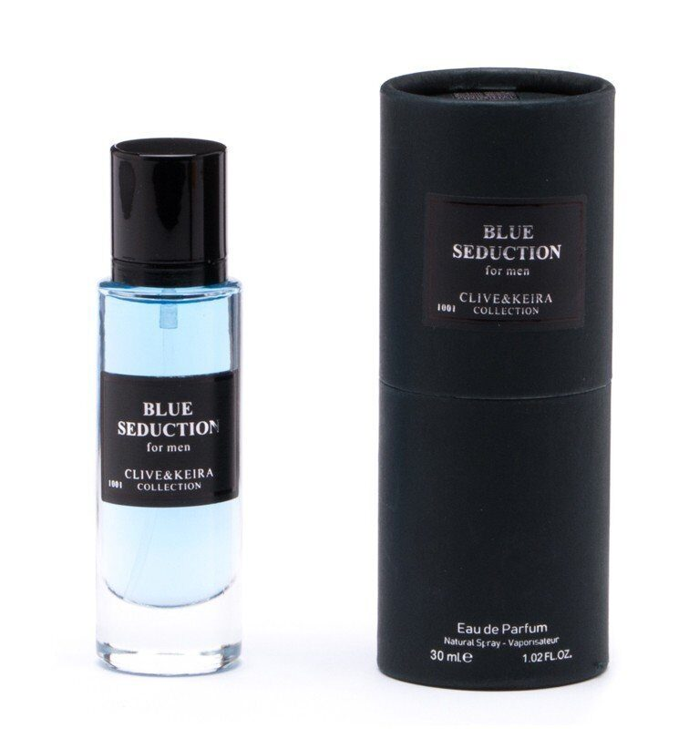 Clive&Keira №1001 Blue Seduction (A.Banderas Blue Seduction) 30 ml.