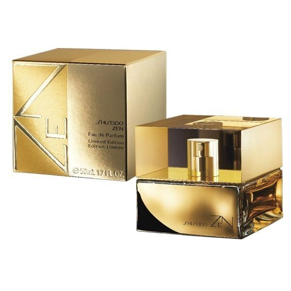 Shiseido Zen Limited Edition EDP 50 ml.