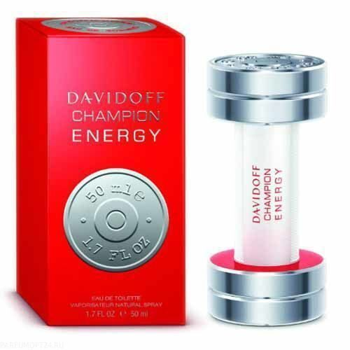 Davidoff  -Champion Energy