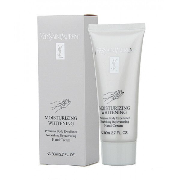 Yves Saint Крем для рук MOISTURIZING WHITENING 80ML