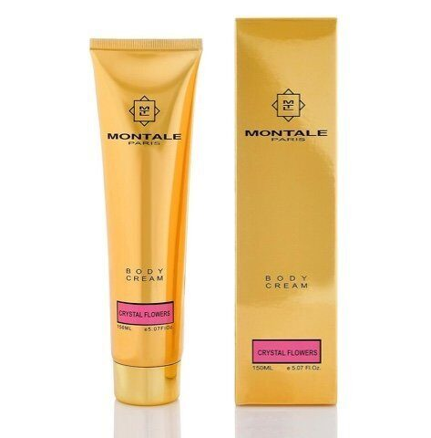 Крем для тела Montale CRYSTAL FLOWERS 150 ml.