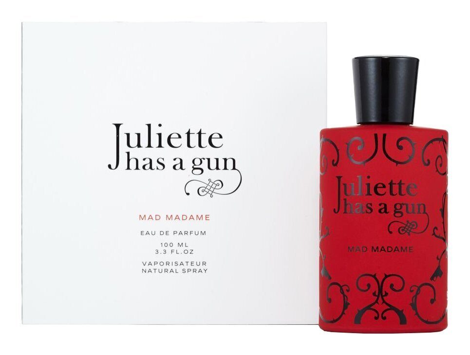 JULIETTE HAS A GUN MAD MADAME for woman 100 ml.