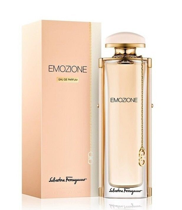 SALVATORE FERRAGAMO EMOZIONE for woman 92 ml.