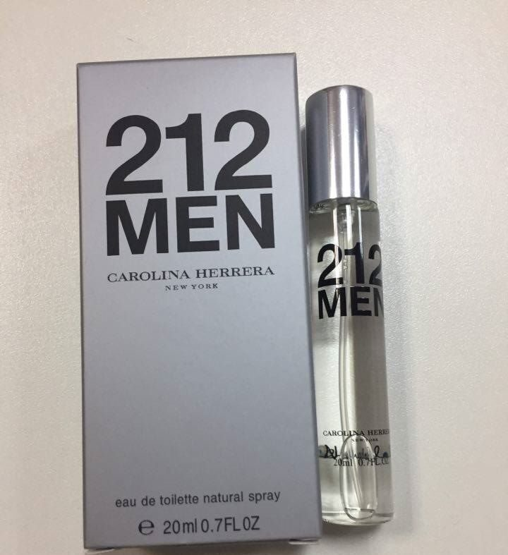 СПРЕЙ  Carolina Herrera 212  20ml