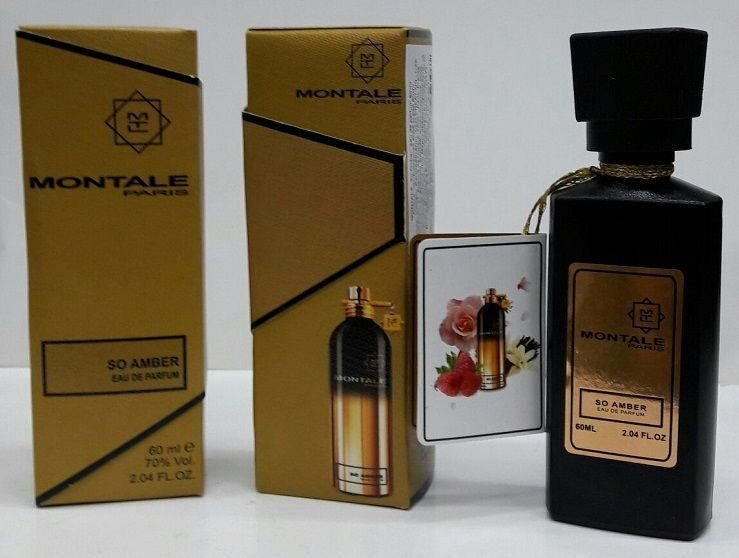 Montale SO AMBER 60 ml