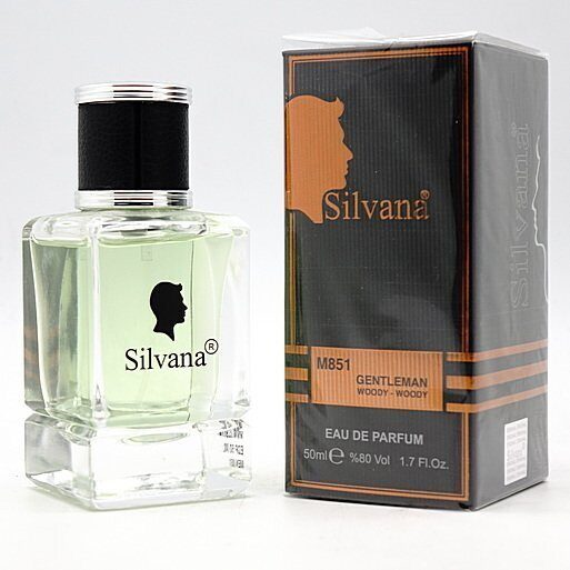 SILVANA 851 (GIVENCHY GENTLEMEN ONLY MEN) 50 ml.