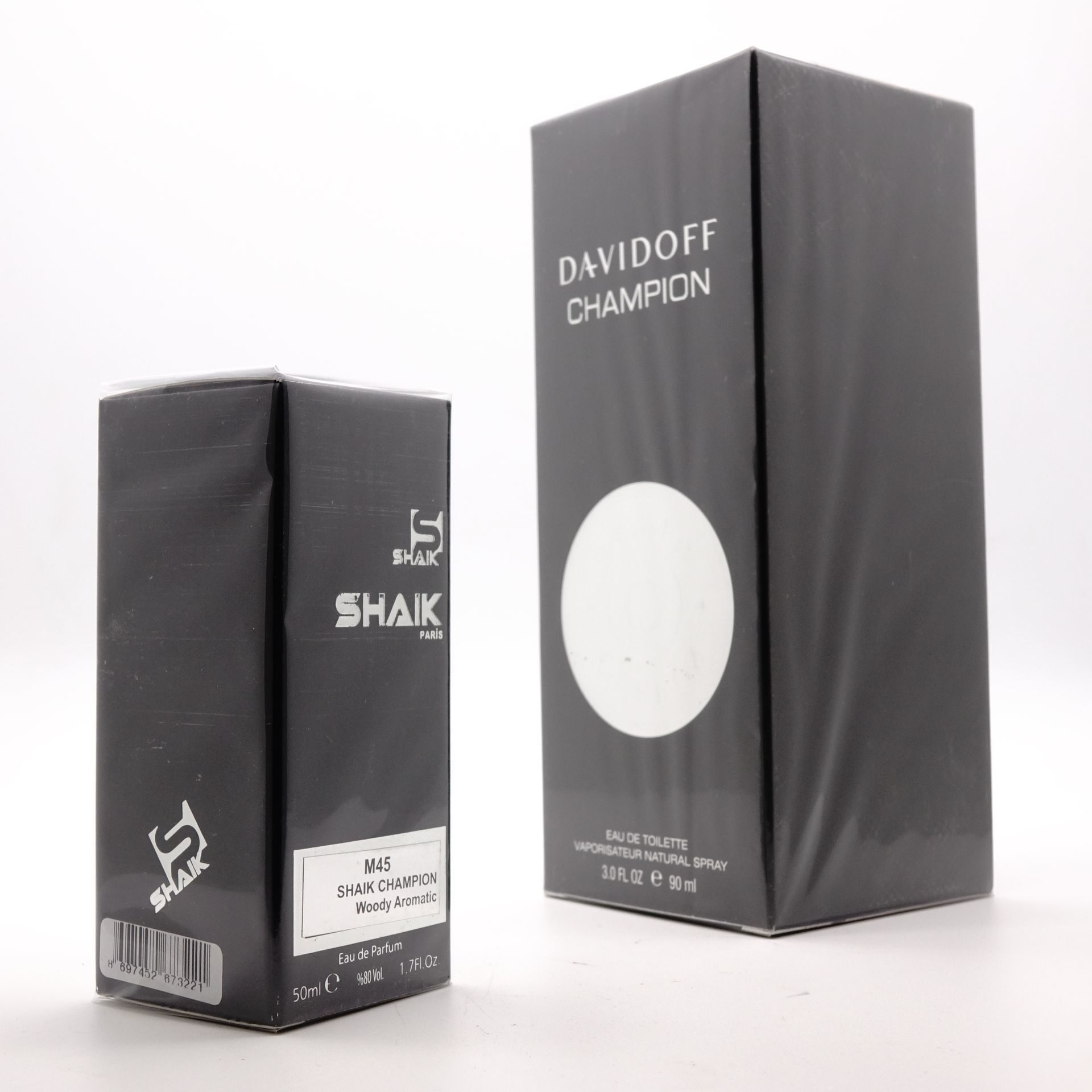 SHAIK M 45 (DAVIDOFF CHAMPION FOR MEN) 50ml