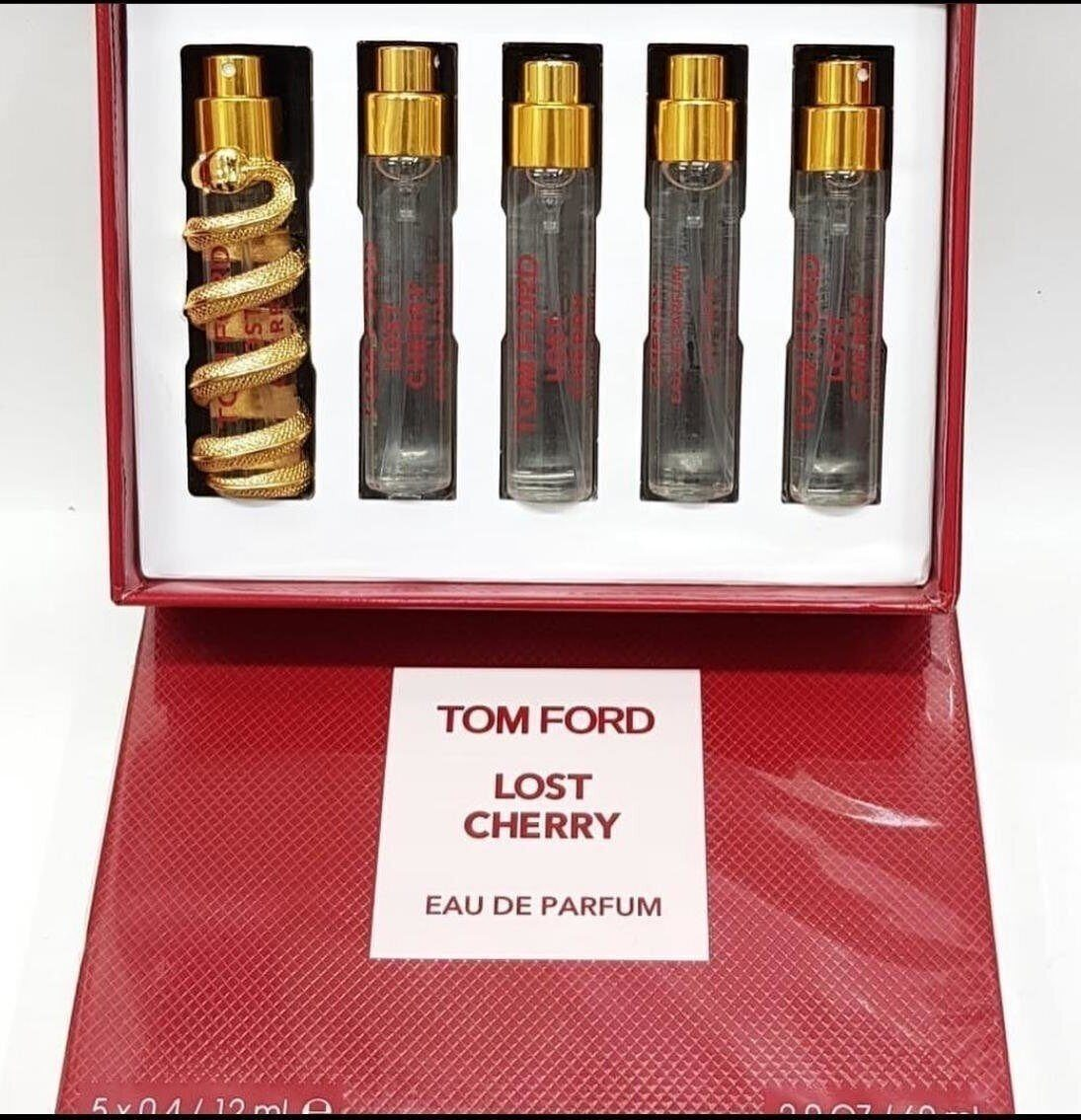 Набор парфюмTom Ford Lost Cherry не дорого 5х12 ml.