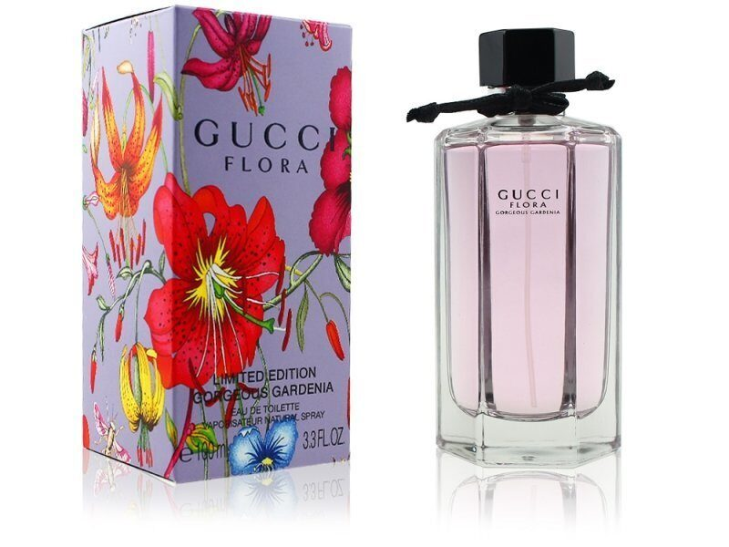 GUCCI FLORA LIMITED EDITION GORGEOUS GARDENIA 100ml 2018