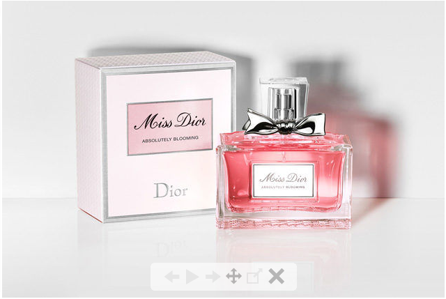 Miss Dior Absolutely Blooming  100 ml - купить