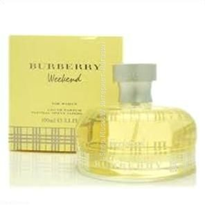 Burberry Weekend for Women toilette 100ml