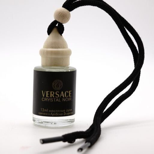 Car perfume VERSACE CRYSTAL NOIR FOR WOMEN 12ml