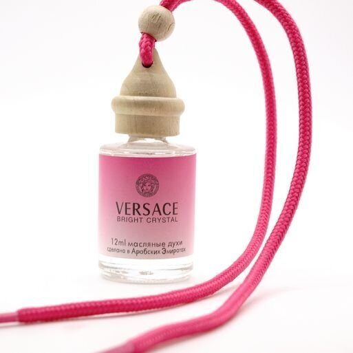 Car perfume VERSACE BRIGHT CRYSTAL FOR WOMEN 12ml