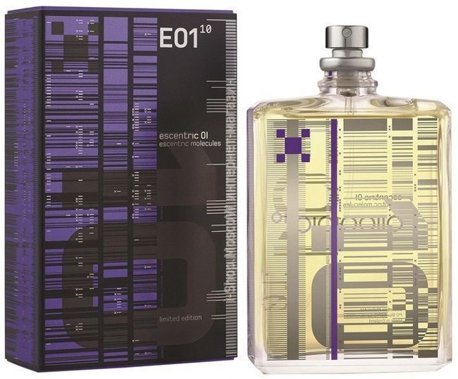 ESCENTRIC 01 LIMITED 100ml 2017