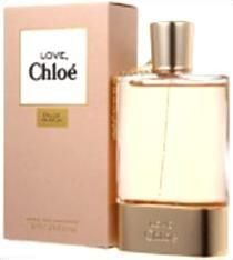 Chloe Love EAU DE PARFUM for Women 75ml