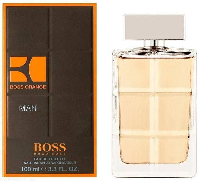 Hugo Boss     -Boss Orange (for Men)