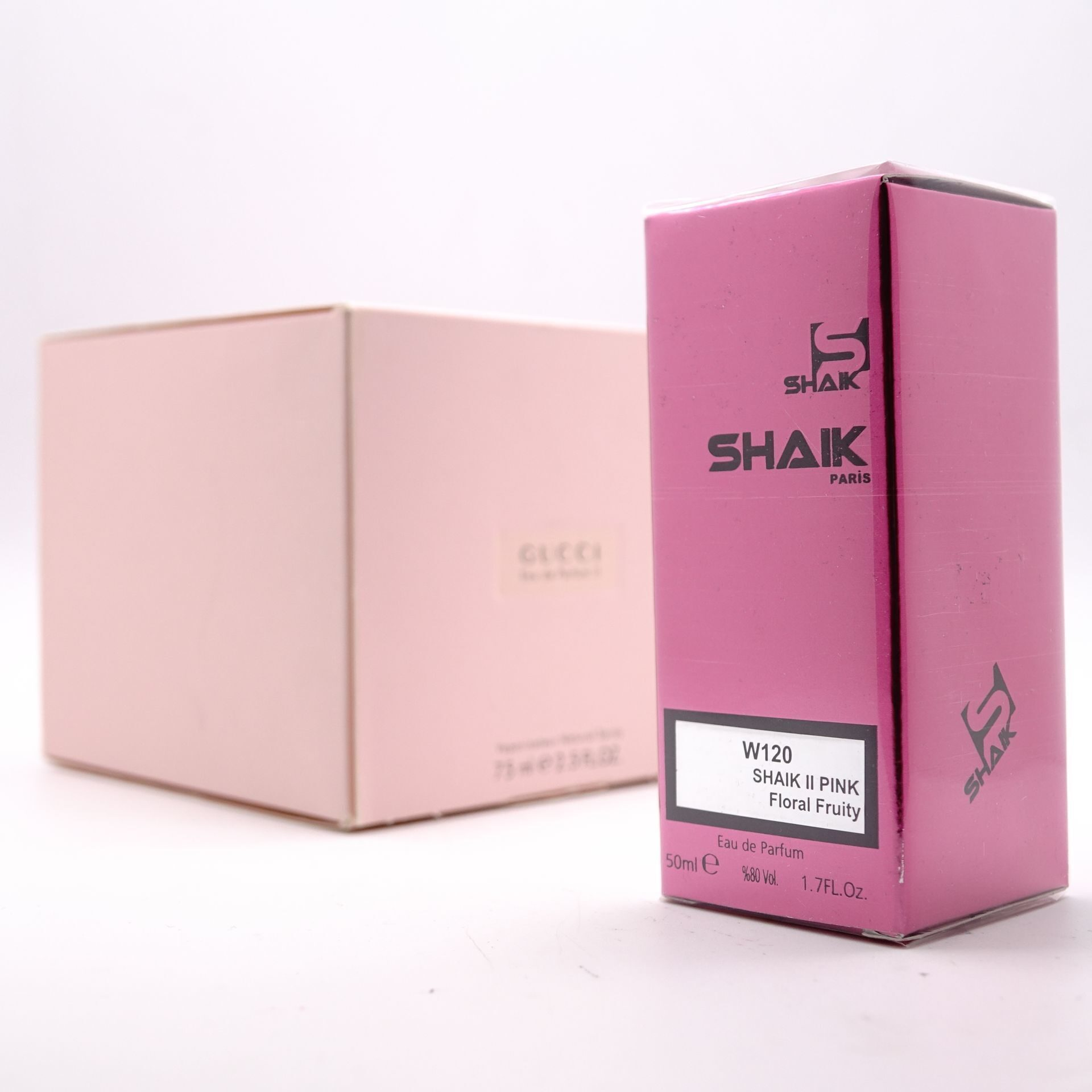SHAIK W 120 (GUCCI EAU DE PARFUM 2 FOR WOMEN) 50ml