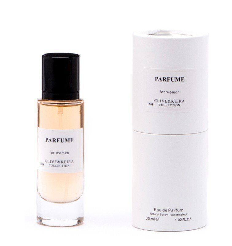 Clive&Keira №1008 PARFUME (Chanel Chance EDP for woman) 30 ml.