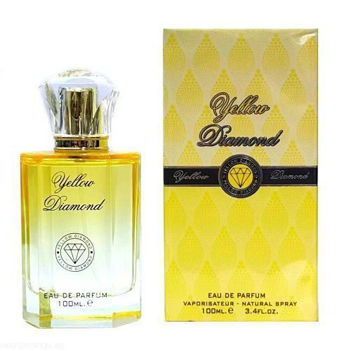 Yellow diamond eau de parfum 100 мл)