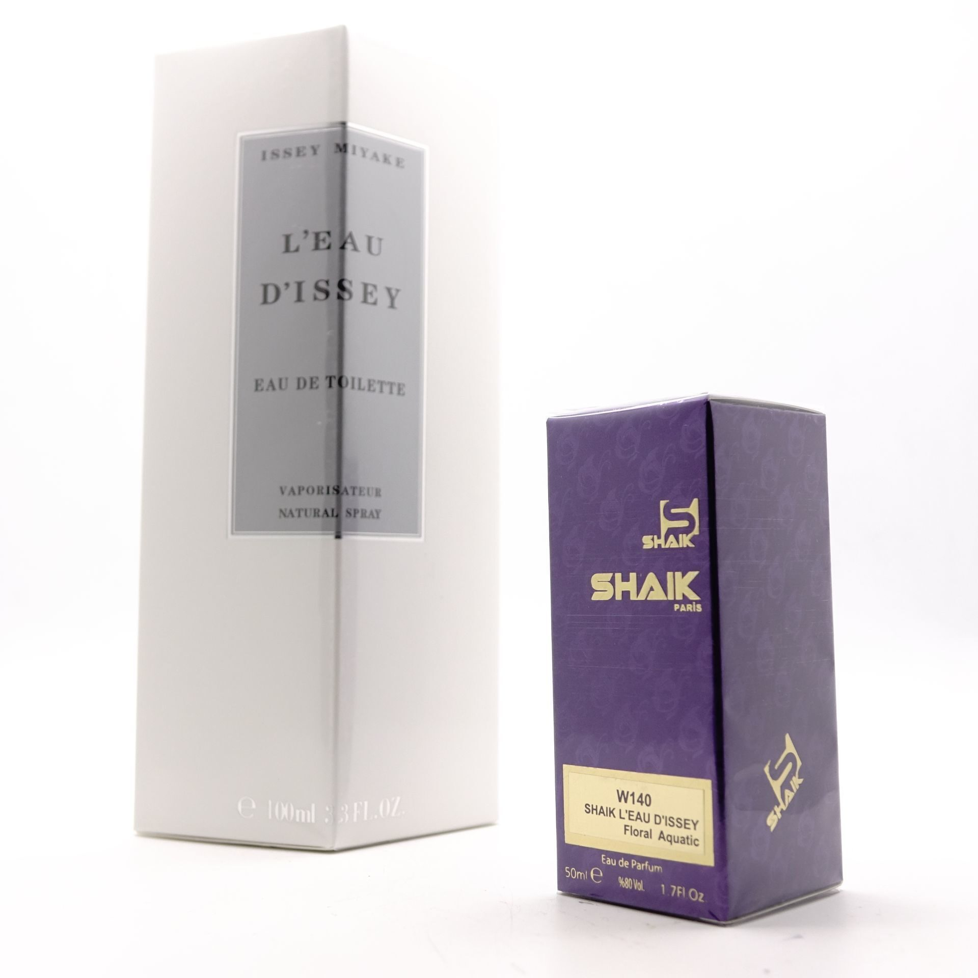 SHAIK W 140 (ISSEY MIYAKE L'EAU D'ISSEY FOR WOMEN) 50ml