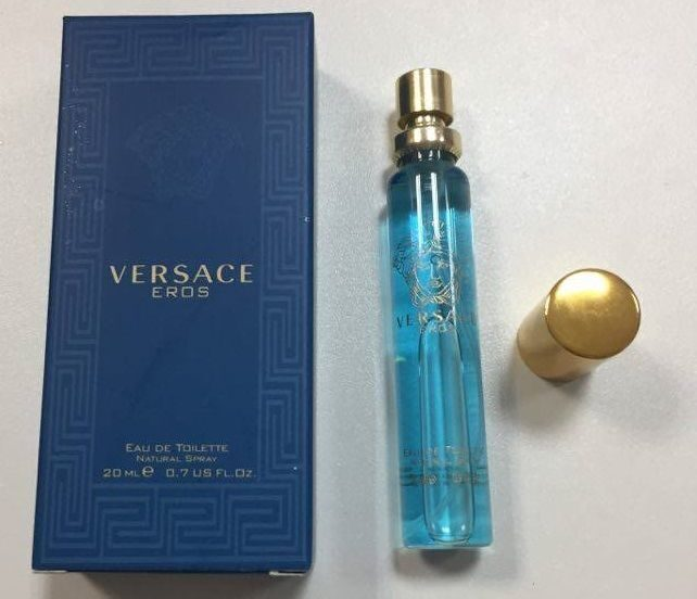 СПРЕЙ  VERSAGE EROS MEN  20ml