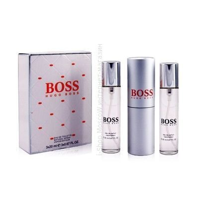 "Hugo Boss ""Boss Orange"", 3х20 ml"