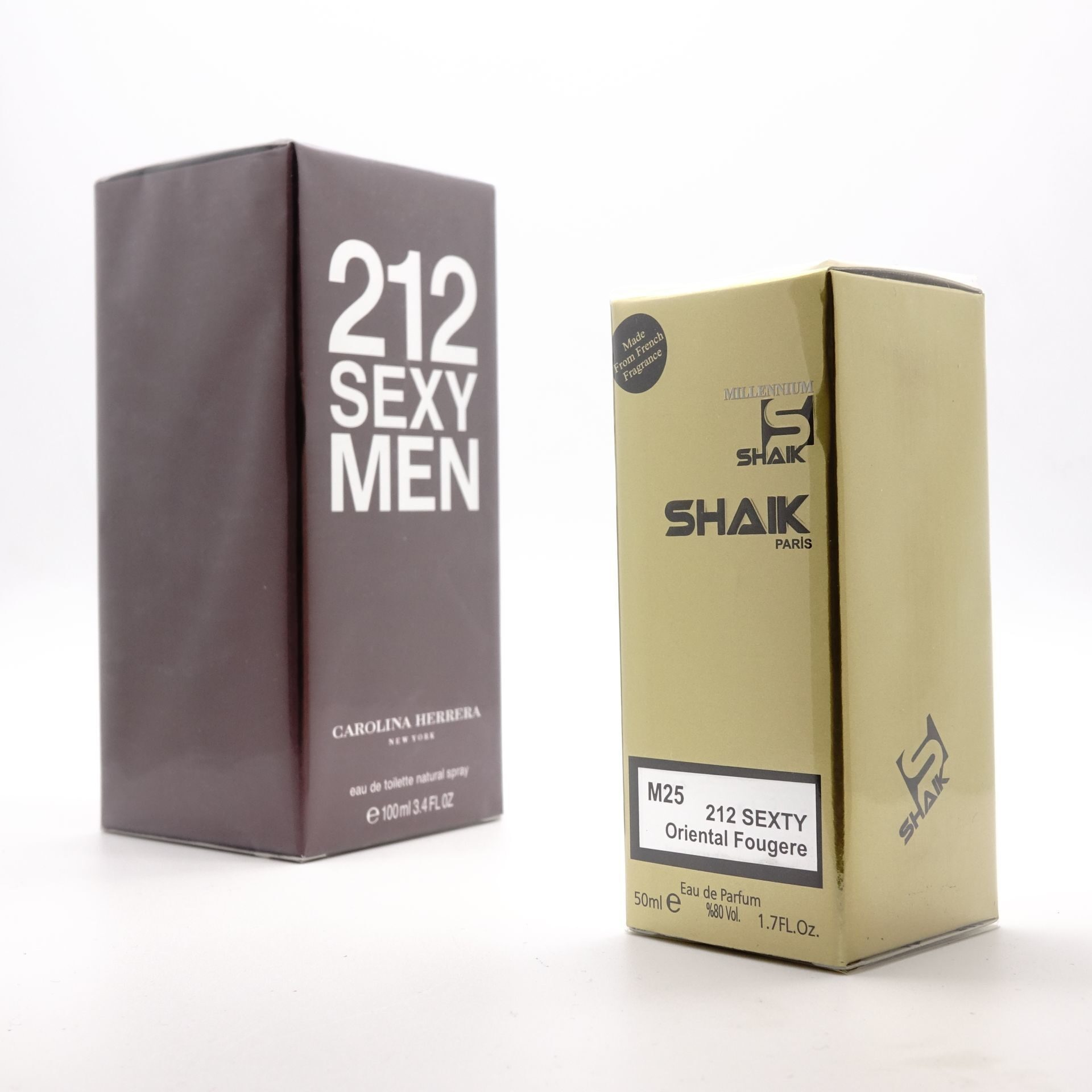 SHAIK M 25 (СH 212 SEXY FOR MEN) 50ml