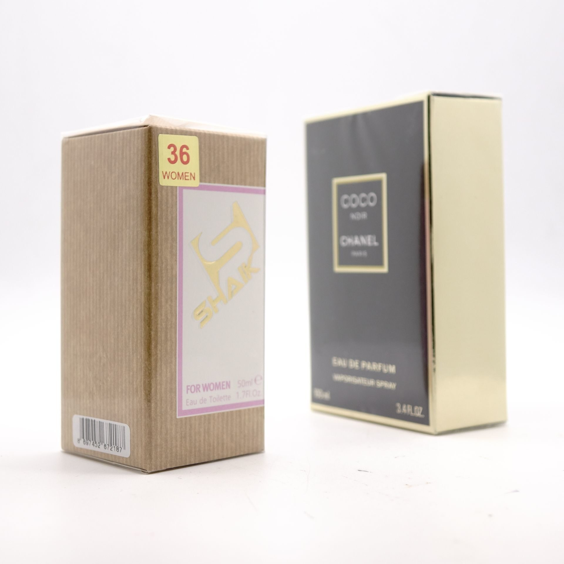 SHAIK W 36 (CHANEL COCO NOIR FOR WOMEN) 50ml